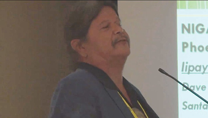 Bill Sterud, chairman of the Puyallup Tribe of Indians in Washington state, said the tribe's involvement in recreational marijuana has improved its economy.