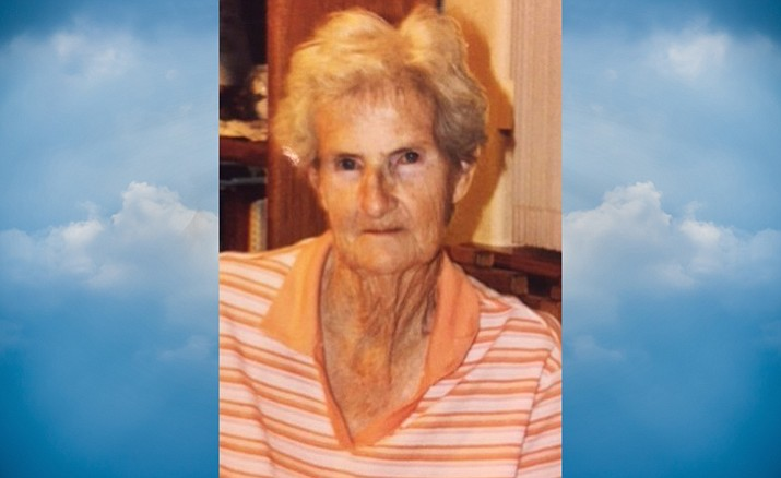 Sheila Kathleen Barrett Barnes