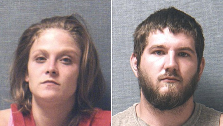 Brandi Rae Coen, 29, and.Kristopher Fox, 23. (Stark County Sheriff's Office)
