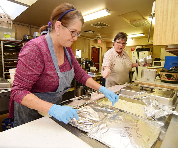 For information about the Chino Valley Meals on Wheels program, or to volunteer, contact the Senior Center at (928) 636-9114.