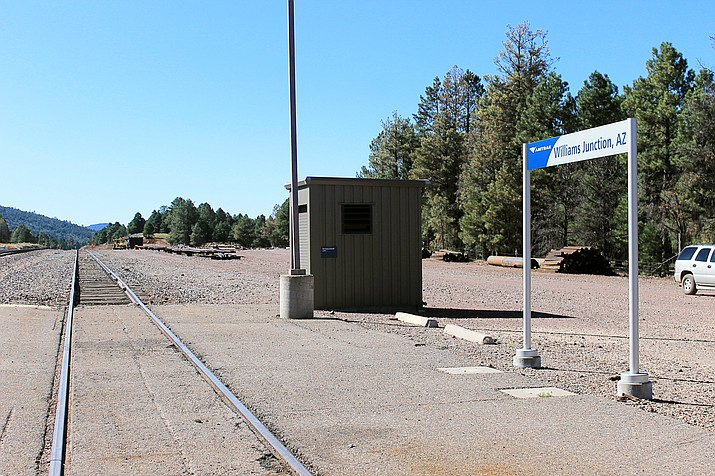 Grand Canyon Railway says shuttle service from the Amtrak stop outside of Williams to town will no longer be offered starting Jan. 1.