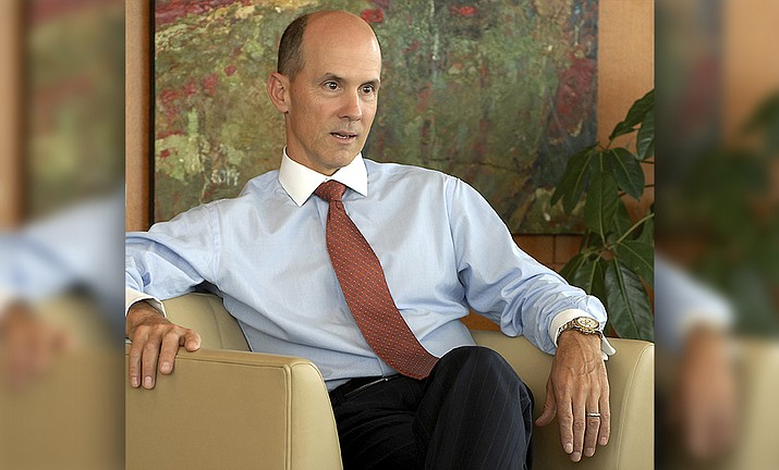 On Tuesday, Sept. 26, 2017, credit reporting agency Equifax ousted CEO Richard Smith in an effort to clean up the mess left by a damaging data breach that exposed highly sensitive information about 143 million Americans. (Joey Ivansco/Atlanta Journal-Constitution via AP, 2007 File)