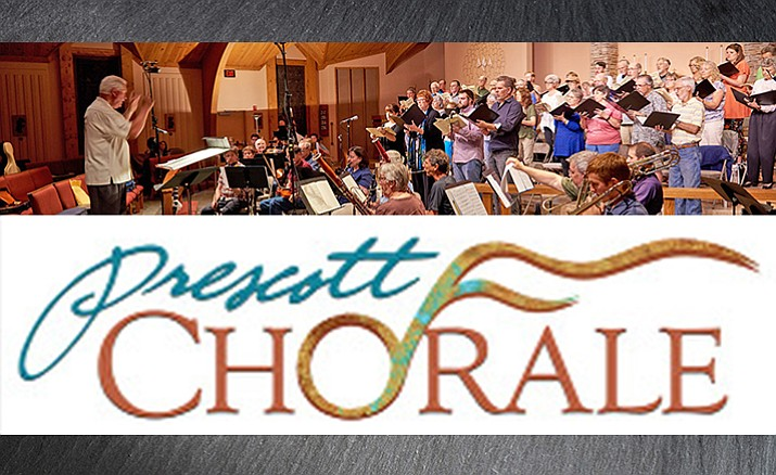 "Prescott Chorale kicks off its season at 3 p.m. Saturday, Oct. 14,  with a concert titled ""Give Voice to the Soul."""