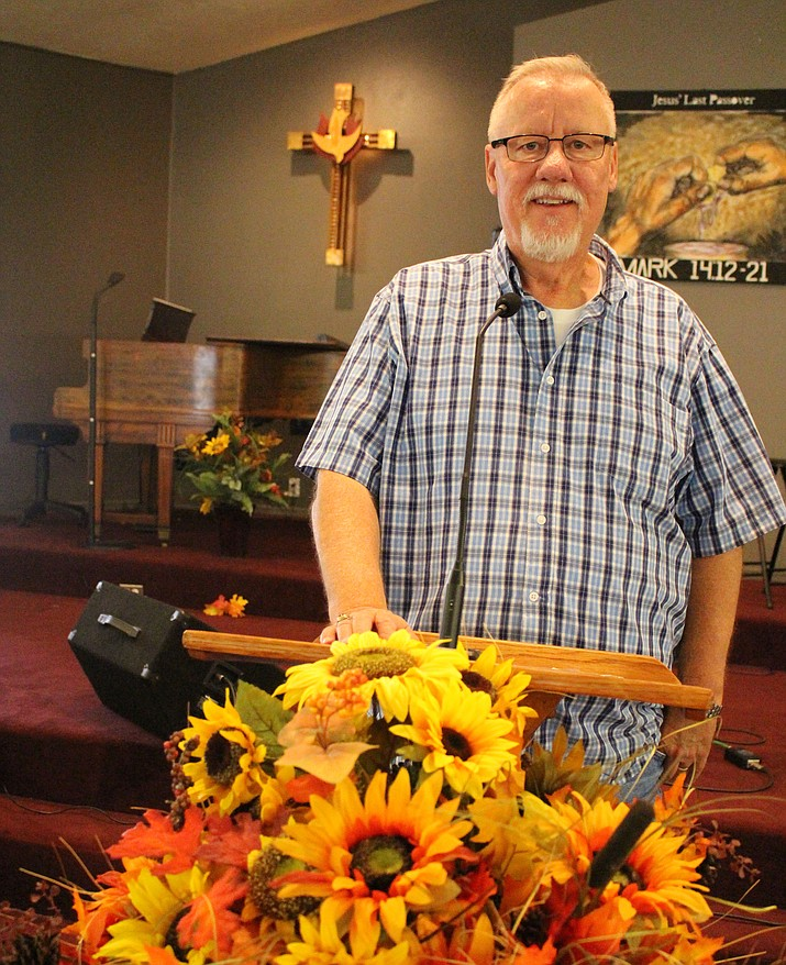 Peter Ernst, pastor of Family Bible Church, 2040 Golden Gate Ave., will hold a covenant marriage service at 10 a.m. Sunday. Straying from biblical marriages has crumbled the family foundation in America, he said.
