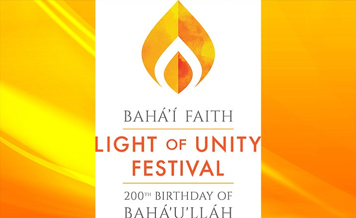 Baha'is of Cottonwood mark the 200th Anniversary of the Birth of Bahá'u'lláh, Founder of the Bahá'í Faith