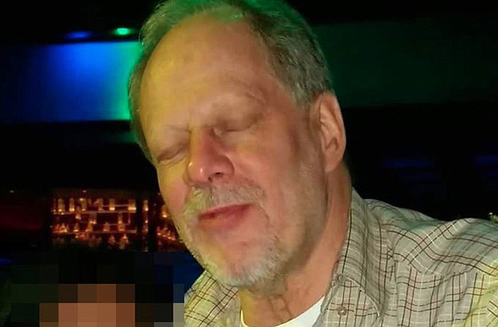 Las Vegas shooter Stephen Paddock was retired and had no criminal record. (Las Vegas Metropolitan Police Department photo)