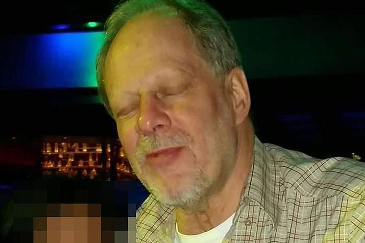 Stephen Craig Paddock (Photo released by Las Vegas police)