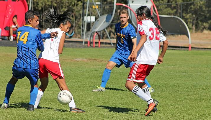 Photo highlights: Phantoms soccer takes tough loss at home