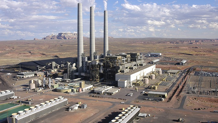 Navajo Generating Station to continue operations until 2019