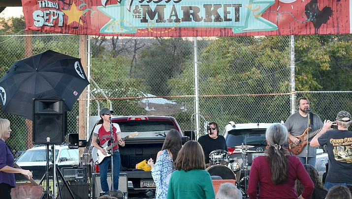 'Music and the Market' event looks to grow after successful summer