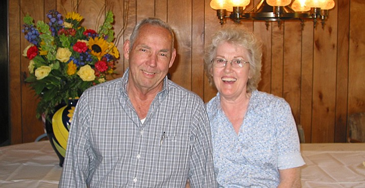 Larry Willard Wakefield and Ramona Rosella Wakefield
