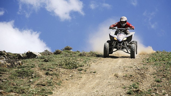 Commentary: Talk of the Town: Explore Arizona on OHVs, but be smart