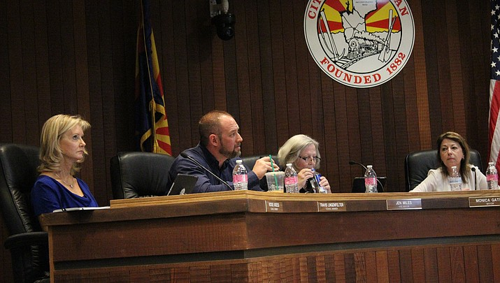 Here's what's happening at Tuesday's City Council meeting