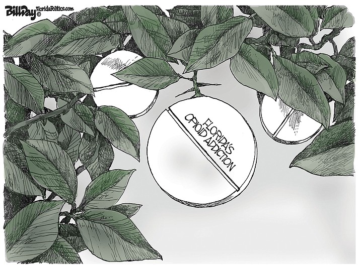 Editorial Cartoon | October 17, 2017