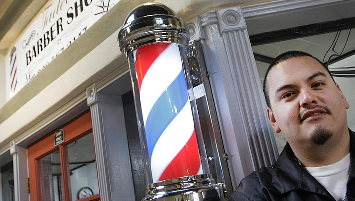 NEW VERDE VALLEY BUSINESS: TADEO'S BARBER SHOP