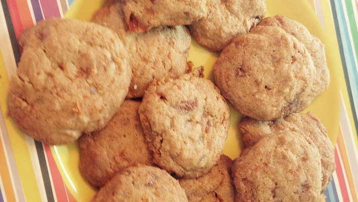Cooking with Diane: Butterfinger Cookies