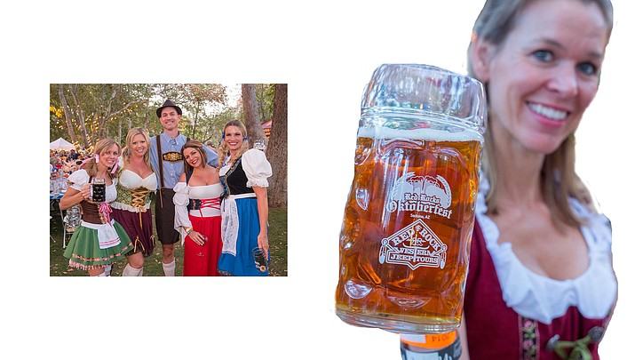 Oktoberfest offers beer, food, music