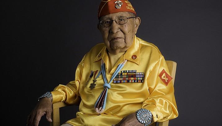 Navajo Code Talker, Earl Patterson, Sr. passes away