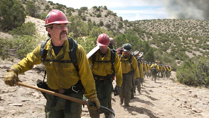 'Only the Brave' explores the brotherhood of firefighters who died in the Yarnell Hill Fire