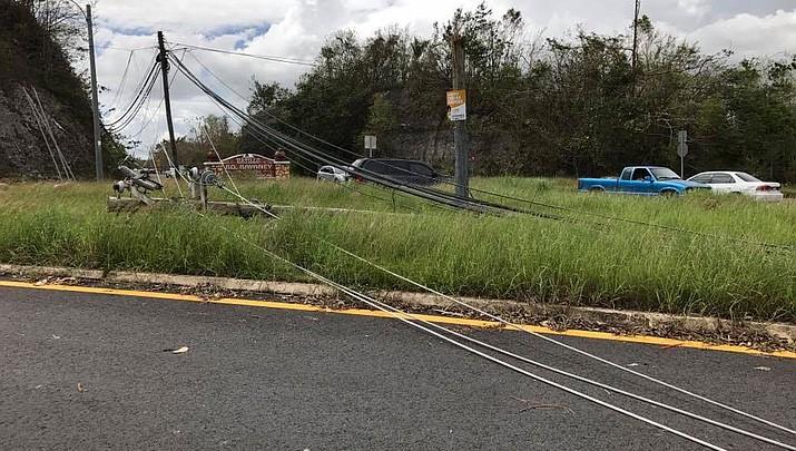 Kingman nonprofit in Puerto Rico to help hurricane victims