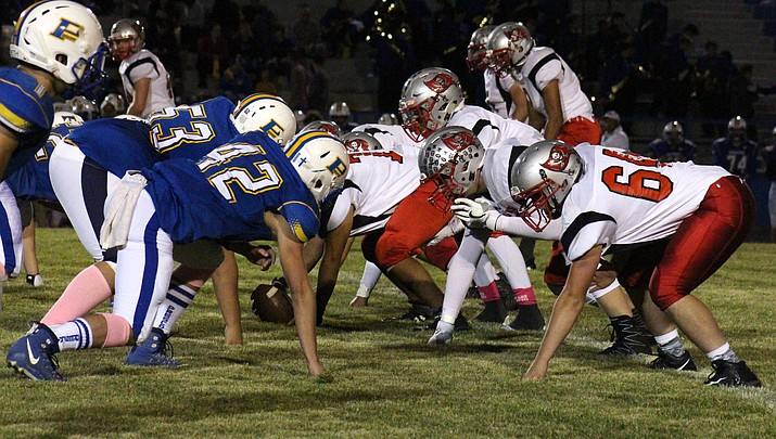 Mingus, Camp Verde stay put in latest AIA realignments