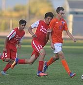 Soccer: Chino boys win 31st straight game photo