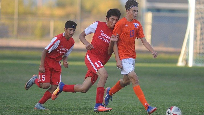 Prep Soccer: Cougars win 31st straight match, rout Phantoms 13-0