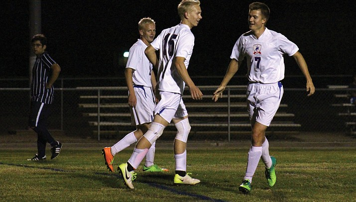Camp Verde boys soccer bests No. 4 PCD on the road