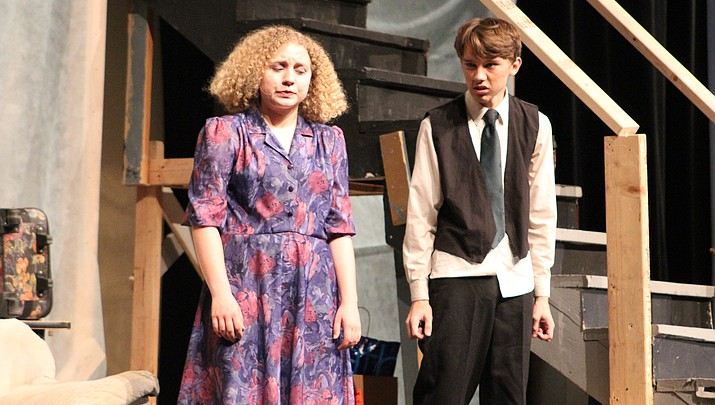 Kingman High School's first production 'Noises Off' opens