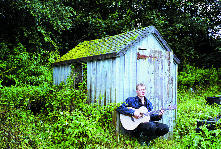 Jim Malcolm headlines the Celtic Concert Series at Trinity Presbyterian Church Thursday, Oct. 26. (Courtesy)