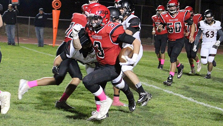 Paul Giglio and the Lee Williams football team travel to Kofa tonight for a non-region game.
