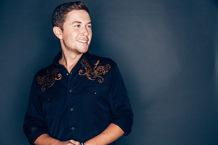 Scotty McCreery plays Thursday, Oct. 26, at YCPAC. (Courtesy)