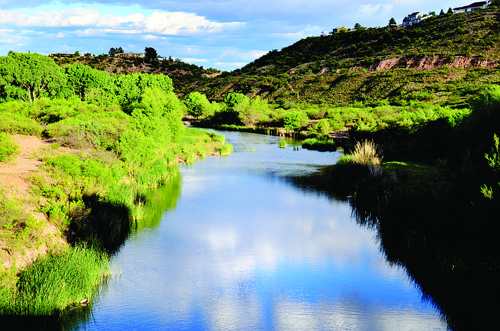 You're invited to join The Nature Conservancy, Arizona mayors, water managers, community leaders and businesses who are engaging in the Salt and Verde Rivers Water Fund.