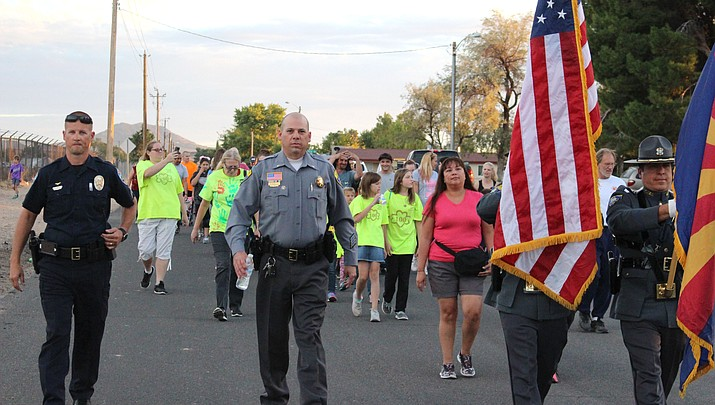 Walk Away From Drugs: A walk that makes a difference one person at a time