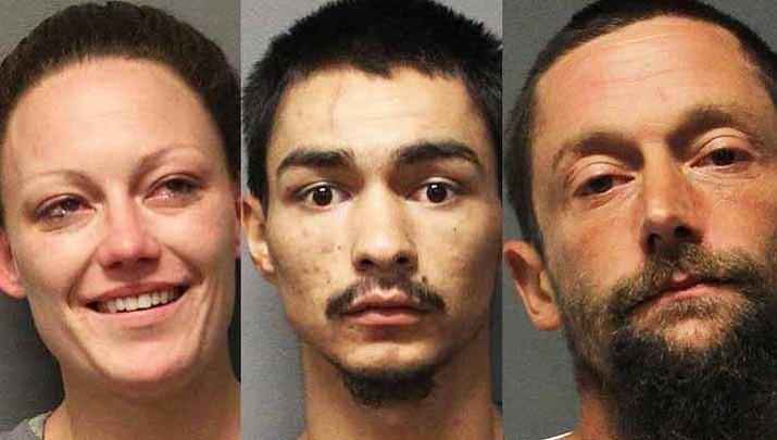 Police arrest 3 suspects for allegedly stealing dirt bikes, ATV