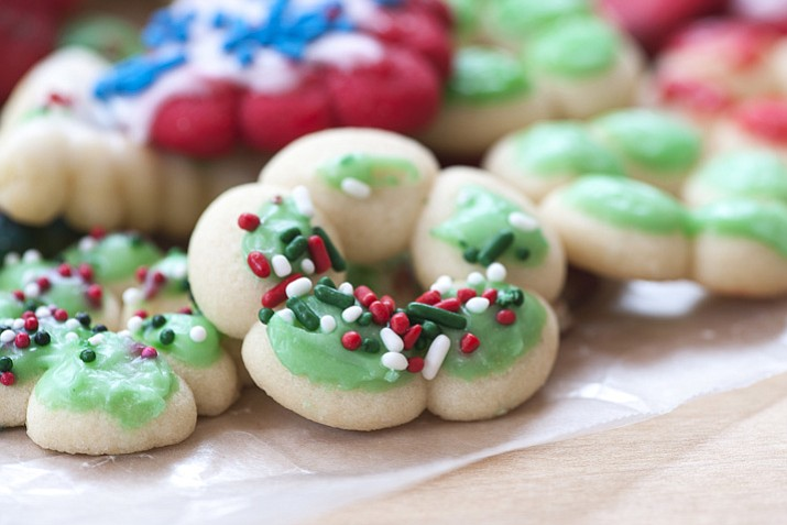Enter the Camp Verde Bugle Holiday Cookie Contest. Deadline to enter is noon on Friday, Oct. 27, 2017.