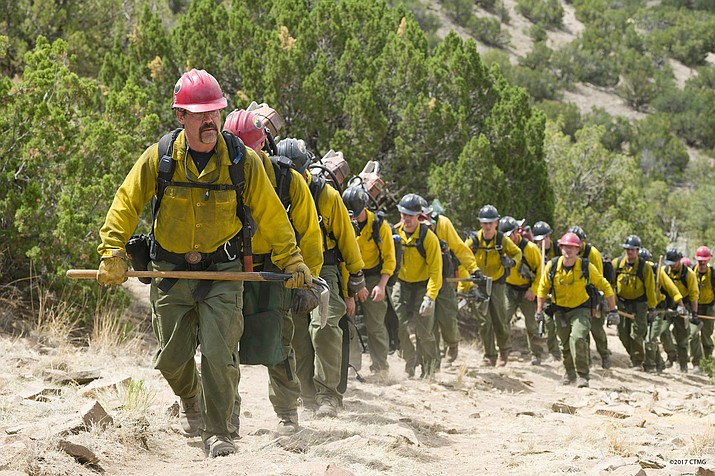 Only the Brave is the story of the elite firefighting crew that lost their lives in a historically large wildfire in Arizona in 2013. Most of the film is focused on events leading up to the disaster. We learn of the struggle this team faces to achieve the designation Hotshot Firefighters.