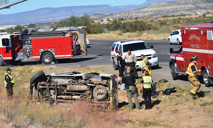 Arizona State Route 260 racked up 135 collisions in Camp Verde during 2016; 26 of those accidents resulted in injury. VVN/Vyto Starinskas