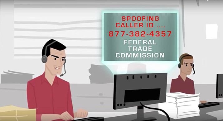 The U.S. Federal Trade Commission received reports this week that scammers are spoofing the FTC's Consumer Response Center's phone number (877-382-4357).