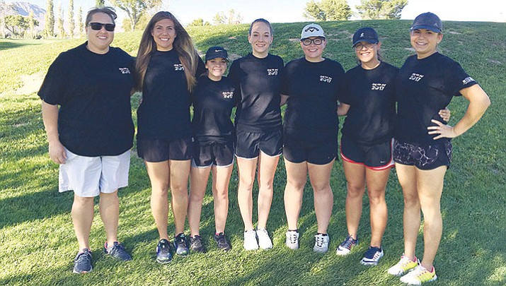 The Lee Williams High School girls golf team finished 13th at the Division II State Championship. Paige Lucero led the Lady Vols with a 35-over 179 to tie for 34th place.