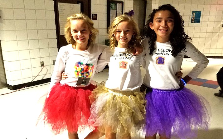 Thursday evening was a big hit also, as the Middle School hosted its Halloween Dance. (Photo courtesy of Camp Verde Unified School District)