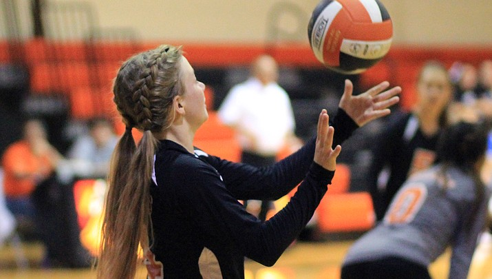 Lady Vikes head to 1A State volleyball tournament Nov. 3