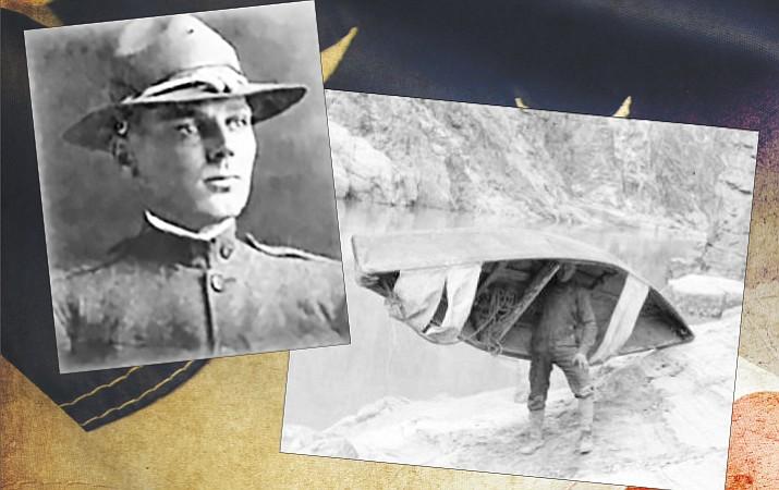 PFC John W. Ivens, 1893-1917