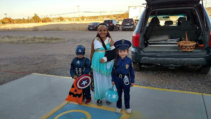 PACO Trunk or Treat, Saturday, Oct. 28, 2017. (Courtesy)
