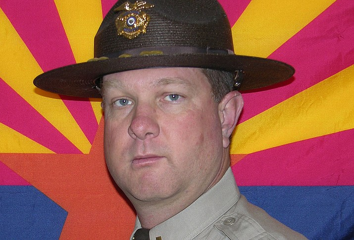 Brett Axlund has served with Coconino County Sheriff's Office for 21 years.