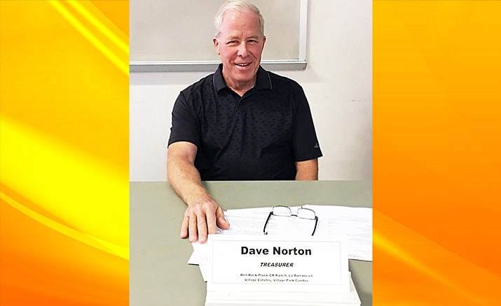 Dave Norton is treasurer of the Big Park Community Coordinating Council.