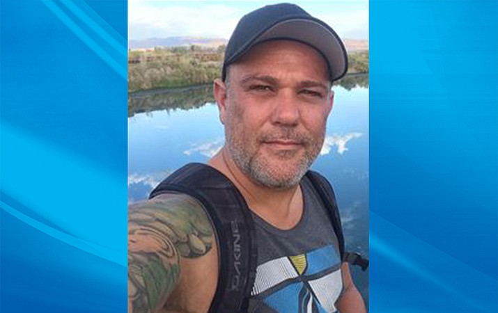Michael Legus, 39, of Tooele, Utah was reported missing Oct. 31. He was last seen at Mather Point on the South Rim of Grand Canyon National Park.