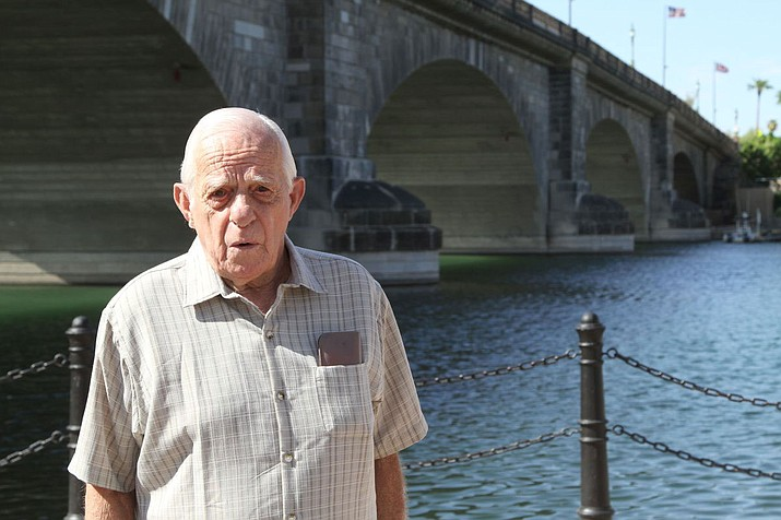 Vall Striyle, a former Lake Havasu City Council member, recently died. An obituary on Striyle's life will run at a later date.