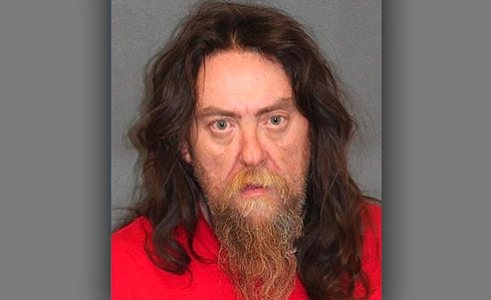 Roger C. Kroll, 51, of Kingman (Mohave County Jail)