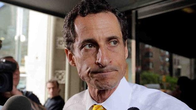 Former Democratic Rep. Anthony Weiner (AP File)